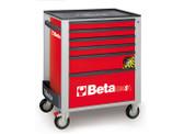 BETA 024002163 C24SA 6/R-ROLLER CAB 6 DRAWERS,ANTI-TILT