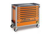 BETA 024002281 C24SA-XL 8/O-ROLLER CAB 8 DRAWERS, LONG