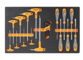 BETA 024500060 2450 M60-24 TOOLS IN SOFT THERMOFORMED