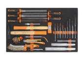 BETA 024500230 2450 M230-25 TOOLS IN SOFT THERMOFORMED