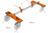 BETA 030070001 3007-UNDERBODY TROLLEY