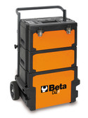 BETA 042000002 C42 H-THREE-MODULE TOOL TROLLEY