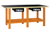 BETA 056000251 C56W O-WORKBENCH WITH WOOD TOP