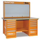 BETA 057001002 C57S B/O-MASTERCARGO WORKBENCH ORANGE