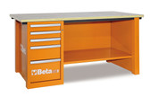 BETA 057001004 C57S D/O-MASTERCARGO WORKBENCH ORANGE