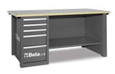 BETA 057001204 C57S D/G-MASTERCARGO WORKBENCH GREY