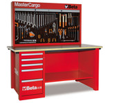 BETA 057001401 C57S A/R-MASTERCARGO WORKBENCH RED