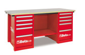 BETA 057001403 C57S C/R-MASTERCARGO WORKBENCH RED