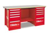 BETA 057001403 C57S C/R-MASTERCARGO WORKBENCH RED