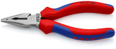 Knipex 08 22 145 Needle Nose Combintion Pliers