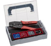 NWS 338-21 (623) Crimp Lever Pliers and End-Sleeves Assortment in Sortimo L-BOXX
