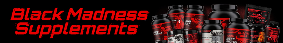 Black Madness Supplements UK