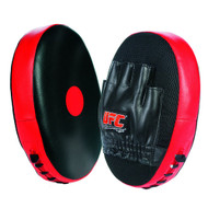 UFC Punch Mitt Focus Mitts Black/Red