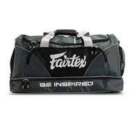 Fairtex Heavy Duty Gym Bag Grey