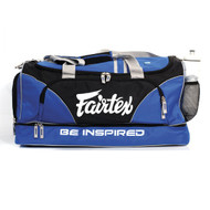 Fairtex Heavy Duty Gym Bag Blue