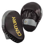 Century Brave Curved Focus Mitts Black/Grey