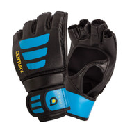Century Brave Open Palm Mens MMA Gloves Black/Blue