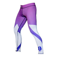 Razorstorm Emblem Spats Unisex Compression Leggings Purple