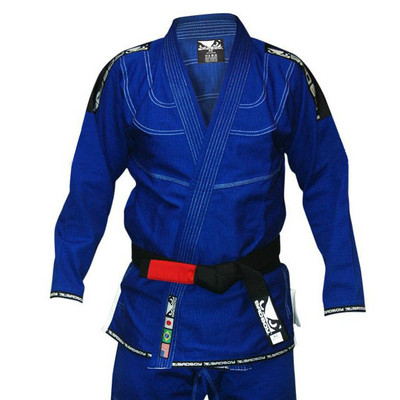 Bad Boy Pro Series Mens BJJ Gi Blue