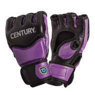 Century Drive Ladies MMA Training Gloves Black/Purple