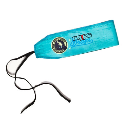Gr1ps Weight Lifting Wrist Wraps - Mint