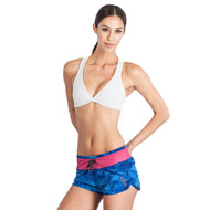 Gr1ps Athletics Magma Functional Ladies Training Shorts Blue