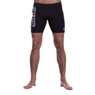 Grips Athletics Performance Mens Vale Tudo Shorts Black