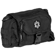 Datsusara JRUB02 Hemp Joe Rogan Utility Bag Black