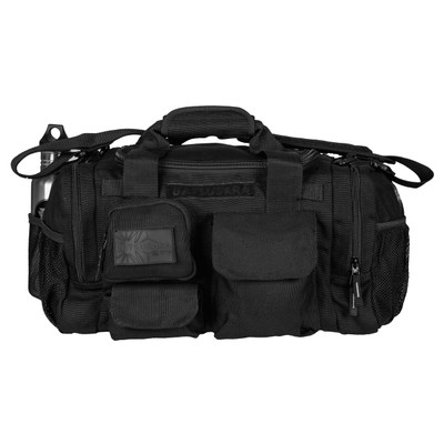 Datsusara GBM01 Hemp Mini Gear Bag Black