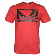 Bad Boy Invictus Mens T Shirt Red