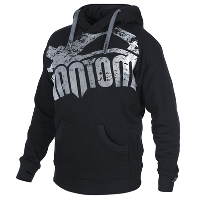 Phantom Supporter 2.0 Limited Edition Mens Hoodie Black/Silver