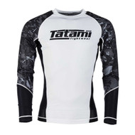 Tatami Fightwear Core Long Sleeve Mens Rash Guard Black/Camo