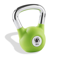 Bytomic Deluxe Rubber Coated Kettlebell