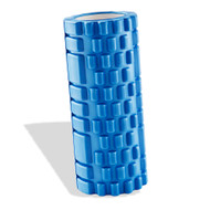 Bytomic Deluxe Textured Foam Roller Blue
