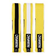 Fumetsu Kids BJJ Belt Yellow