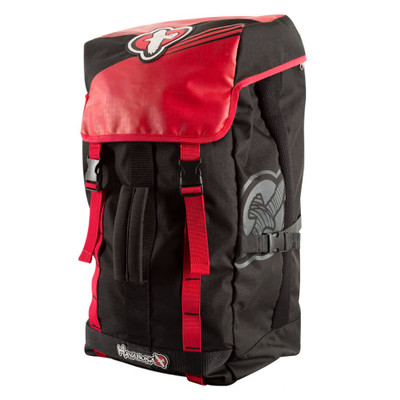 Hayabusa Power Backpack Black/Red