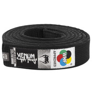 Venum WKF Approved Karate Belt Black
