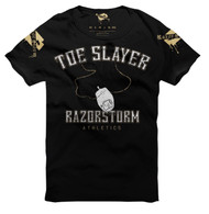 Razorstorm Toe Slayer T Shirt Black