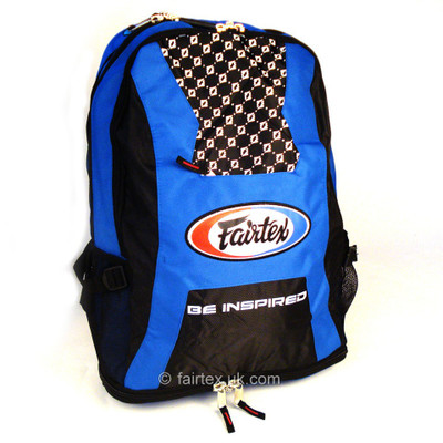 Fairtex BAG4 Backpack Blue