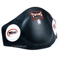 Twins Special BEPL-2 Leather Belly Pad Black