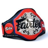 Fairtex BPV3 Extra Lightweight Belly Pad Black