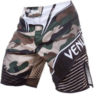 Venum Camo Hero MMA Fight Shorts