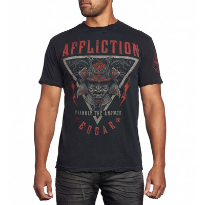 Affliction Frankie Edgar Samurai T-Shirt