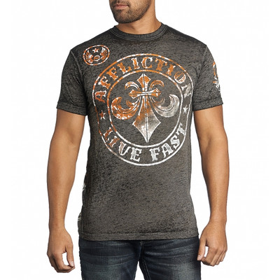 Affliction Divio Varnish T-Shirt