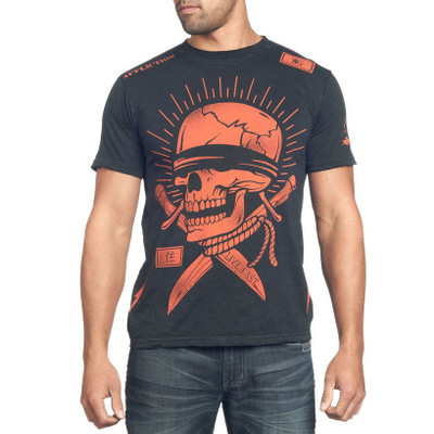 Affliction See No Evil T-Shirt