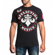 Affliction Divio Mexico T-Shirt