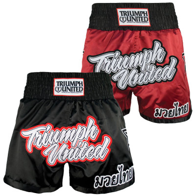Triumph United Thai Fighter Shorts