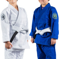 Scramble Kids BJJ Gi