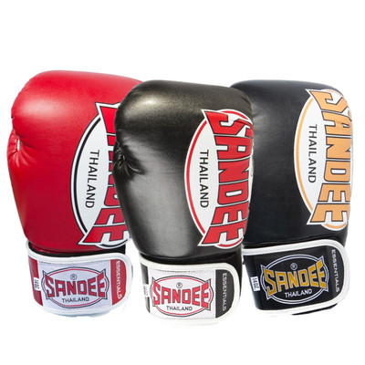 Sandee Essentials 3 Tone Boxing Gloves