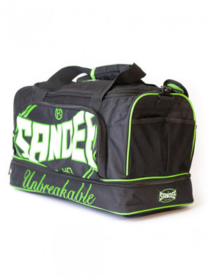 Sandee Heavy Duty Holdall Black/Green
